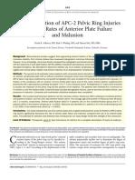 Posterior Fixation of APC-2 Pelvic Ring Injuries.pdf