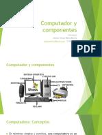 Computador y sus componentes