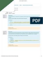 Examen de evaluación en línea sociales