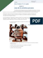 Tradiciones de la Cerámica Peruana