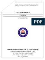 CAD Lab Course File 2019-20 (RTU OLD) (1)