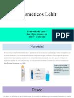 Cosmeticos Lehit