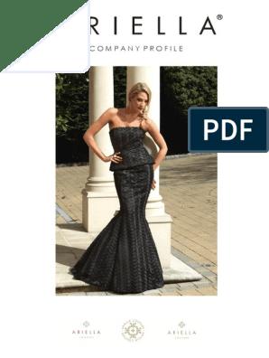 Company Profile Sample For Clothing Design Studio Pdf Fashion Fashion Beauty