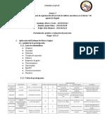 Avance 1 - aplicación del enfoque de marco lógico