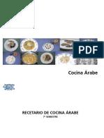 4-Cocina Arabe