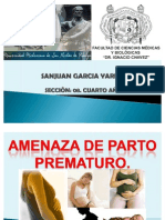 EXPO DE AMENAZA DE PP.