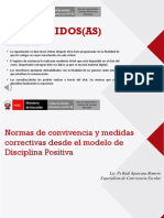 01. PPT - Normas de Convivencia Institucional