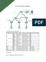 7.2.1.6 configuración de ACL IPv4 estándar numeradas