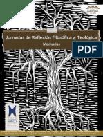 Memorias. Jornadas de Reflexion Filosofica Y teológica (Yuwviner Estibal Rendón Urrego).