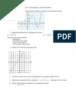 Matemáticas - Repaso de funciones y sucesiones