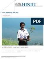 The Hindu _ Life & Style _ Metroplus _ on a Greening Journey