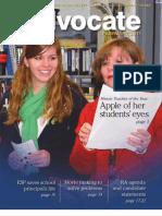 February 2011 IEA Advocate