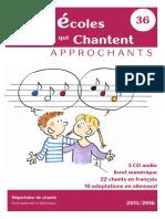 Livret ECOLES QUI CHANTENT - n°36 - 2015-2016.pdf