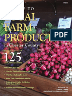 2020 Guide to Local Farm Products in Chester County