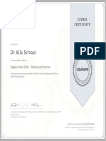 38) Organic Solar cells Theory and Practice course certificate.pdf