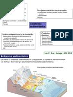 2 Ambientes sedimentarios