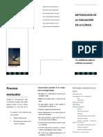 triptico evaluación clinica