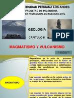 GEOLOGIA Clase III - 2 MAGMATISMO Y VULCANISMO (2) - copia