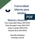TRABAJO FINAL PSICOLOGIA GENERAL