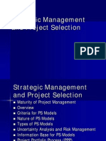 02 Strategy and Proj selection