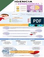 Amarillo Azul Blanco Ilustración Voluntario Infografía