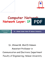 CN02-Network layer(IP protocol part2)