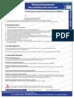 FtC1-Dimensionnement des conduites en acier pour eau