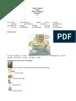 CBSE Class 6 German Practice Worksheets (7)