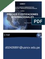 diapositivas de Precios y Cotizaciones Internacionales.pdf