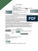 Circuitos magnéticos (1)