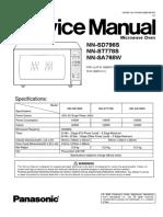 nnsd798s  Panasonic Service Manual