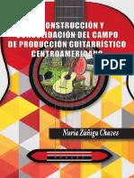 La Construcción y Consolidación Del Campo de Producción Guitarrístico