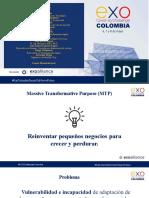 Presentación Final ExO Challenge Colombia