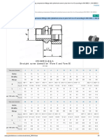 DIN 2353 - 2013Non-soldering compression fittings with cylindrical screw-in pins form A or B according to DIN 3852-1, DIN 3852-2