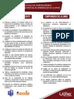 PROTOCOLO DE COMPORTAMIENTO PARA LA DOCENCIA A DISTANCIA EN LA UFHEC (1)