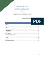 Getting Started v1.0.0 REV2 EN