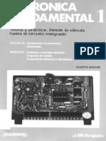 Angulo, J.M. - Electrónica Fundamental I. Desde la válvula hasta el circuito integrado (Paraninfo).pdf