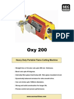 Oxy200 Brochure