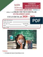 PRODUCTOS CONTESTADOS TEMA 4 CTE EXTRAORDINARIO