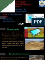 Diseño de Reservorio