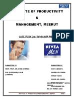 Nivea Final Report