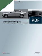 Audi A4 (модель 8W) Infotainment и Audi connect, устройство и принцип действия