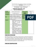 Guia de Aprendizaje 11Periodo CCSS
