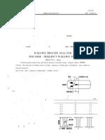 HF weld pipe