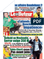 LE BUTEUR PDF du 22/01/2011