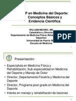 Riesgos y Beneficios de la Aplicacion de PRP en Medicina Deportiva-WilliamMicheo