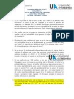 TALLER VARIABLES ALEATORIAS DISCRETAS UNIVERSIDAD DEL ATLANTICO