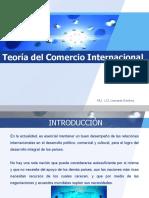 Teoría del Comercio Internacional I