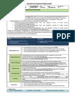 RPP 1 Lembar Bahasa Inggris Peminatan Kelas X KD 3.7 - 4.7.docx