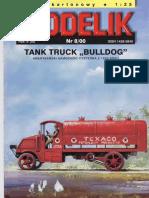 Modelik 2000.08 Tank Truck Bulldog 2